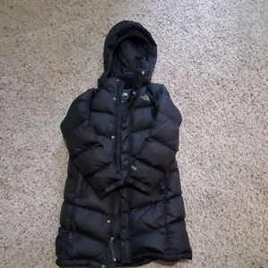Northface puffer jacket kids size medium